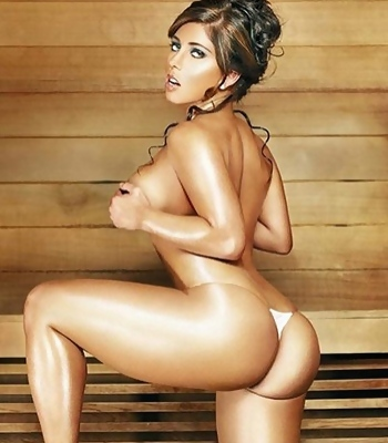 Ortega  nackt Carmen Naked Truth